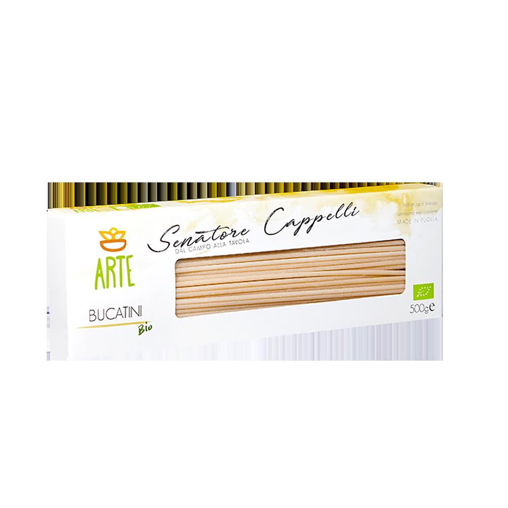 Bucatini - Pasta Senatore Cappelli - Arte Agricola