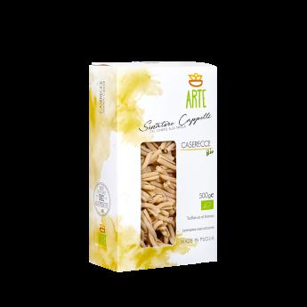 Caserecce - Pasta Senatore Cappelli - Arte Agricola