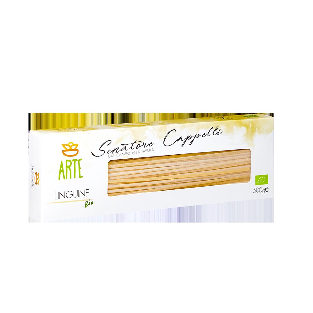 Linguine - Pasta Senatore Cappelli - Arte Agricola