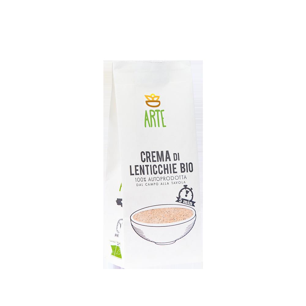 Crema di lenticchie - Creme e legumi - Arte Agricola