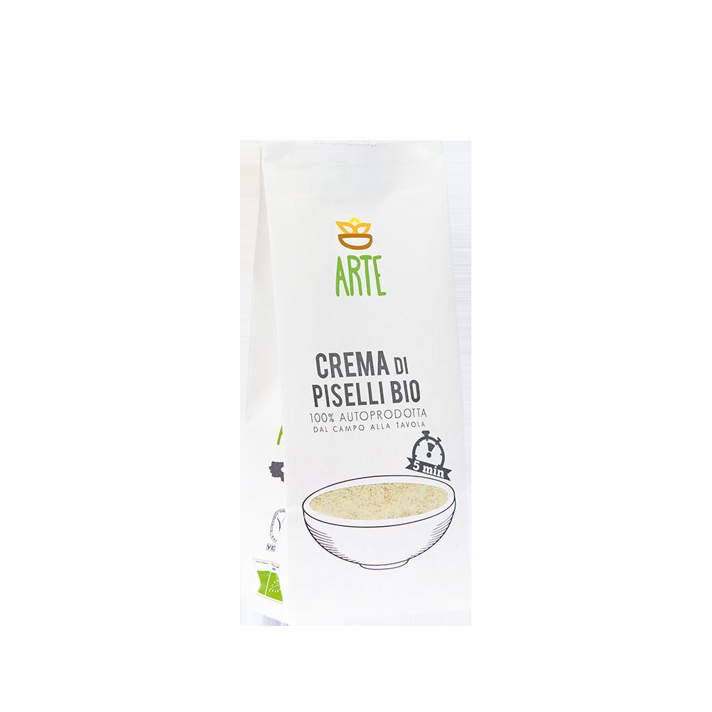 Crema di piselli - Creme e legumi - Arte Agricola