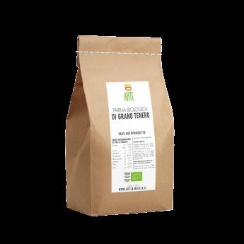 Farina di grano tenero - Farine e semole - Arte Agricola