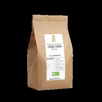 Farina di grano tenero solina - Farine e semole - Arte Agricola