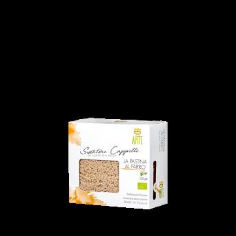 Pastina al farro - Pasta Senatore Cappelli - Arte Agricola