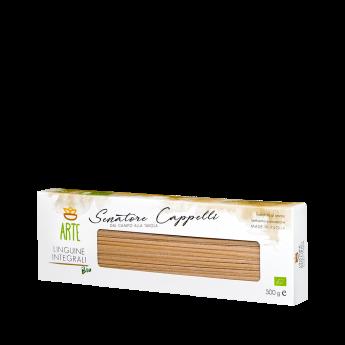 Linguine integrali - Pasta Senatore Cappelli - Arte Agricola