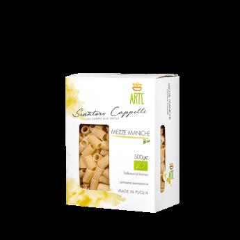 Mezze maniche - Pasta Senatore Cappelli - Arte Agricola