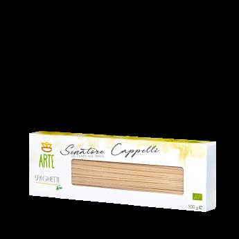 Spaghetti - Pasta Senatore Cappelli - Arte Agricola