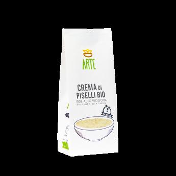 Crema di piselli - Creme di legumi - Arte Agricola